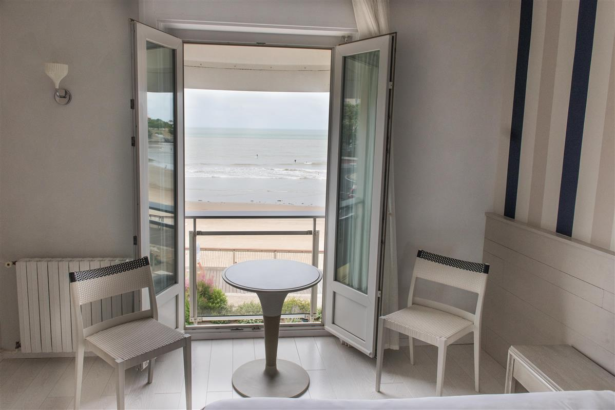 Best offers royan pontaillac in charente maritime for Hotels royan